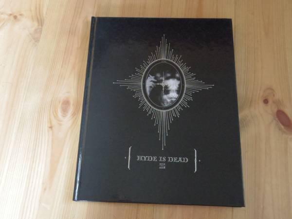 HYDE HYDE IS DEAD 2002‐2008 写真集