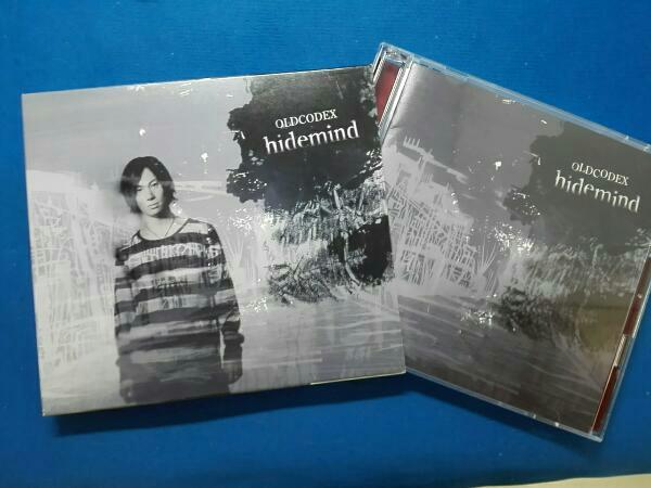 OLDCODEX hidemind(初回生産限定盤)(DVD付) ライブグッズの画像