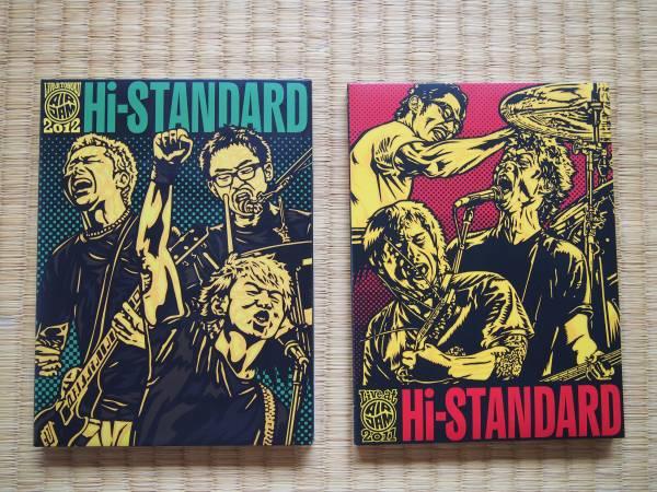 [DVD] Live at TOHOKU AIR JAM 2012 2011 ・ Hi-STANDARD ハイスタンダード エアジャム 2枚セット ライブグッズの画像