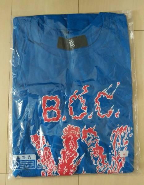 BUMP OF CHICKEN 2016summerグッズ スリットTシャツ ブルー M 20 新品未開封 ライブグッズの画像