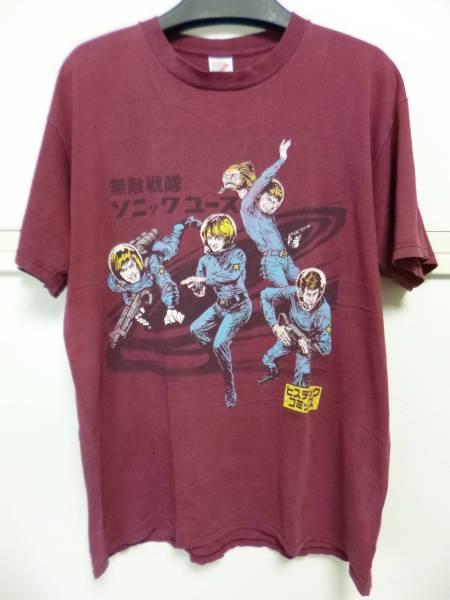 希少 90s SONIC YOUTH ソニックユース Tシャツ ヒステリックグラマー ニルヴァーナ NIRVANA カートコバーン着用 ダイナソーJR FOG