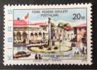 北キプロス切手★アタチュルク広場トルコ領1976年 本邦初公開100か国の切手出品中
