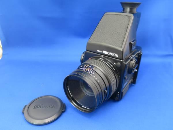 NG6F/ZENZA BRONICA 中判カメラ GS-1 ZENZANON-PG 1:3.5 f=100