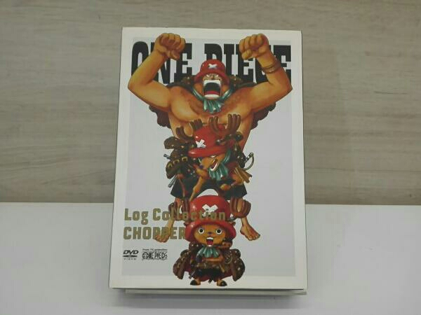 "ONE PIECE Log Collection""CHOPPER グッズの画像"