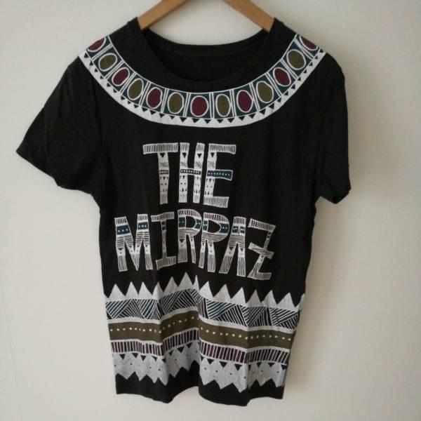ミイラズ The Mirraz バンド Tシャツ ライブT 半袖 ブラック 黒 M 入手困難