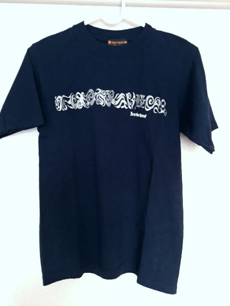 B'z Live-Gym'99 Brotherhood Tシャツ(ネイビー)