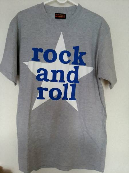 B'z Live-Gym'99 Brotherhood Tシャツ rock and roll