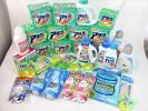 ◆大量 洗濯洗剤他 大量まとめてセット アタック ハミング トップ 未使用 柔軟剤 生活雑貨 日用品 生活用品 ギフト フリマ バザーにも