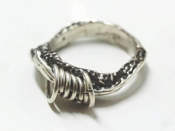 Taujan/タウジャン リング 指輪 3連 シルバー 158-0102 サイズ14号 メンズ レディース_画像3