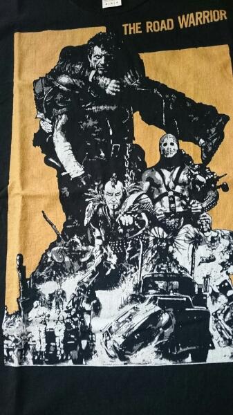 マッドマックス Tシャツ MAD Max NIRVANA FEAR OF GOD好きな方へ