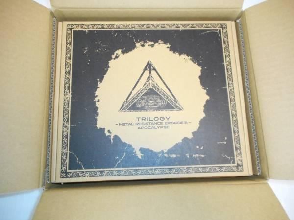 新品未開封 BABYMETAL THE ONE限定 Blu-ray BOX 3セットTRILOGY,TOKYO DOME, WEMBLEY ベビーメタル ライブグッズの画像