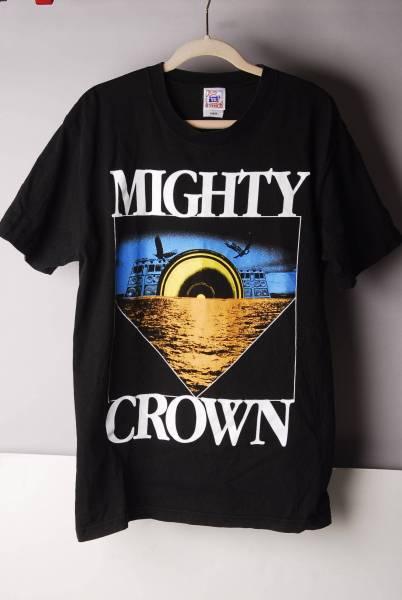MIGHTY CROWN/ZERO Tシャツ サイズL マイティクラウン スピーカー サウンドシステム