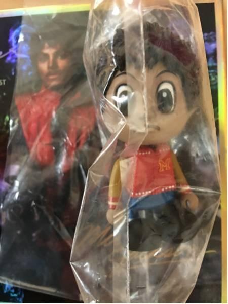 マイケルジャクソン スリラー Student ホットトイズ HMV限定CosBaby 完売 Michael Jackson Thriller Hot toys ライブグッズの画像