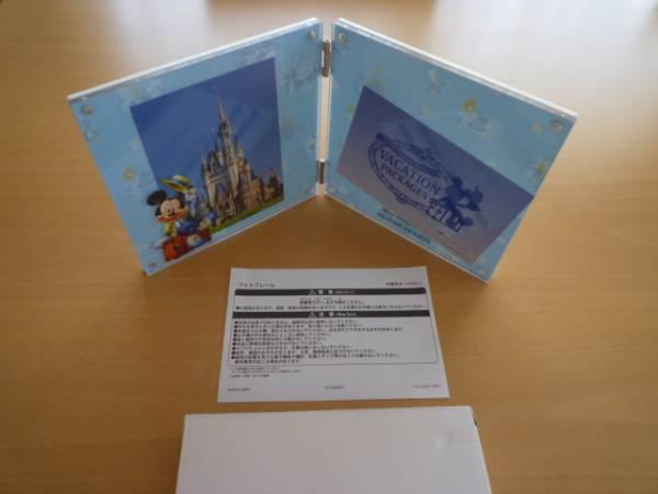 新品非売品 バケーションパッケージ ディズニーミッキーフォトフレーム   ディズニーグッズの画像