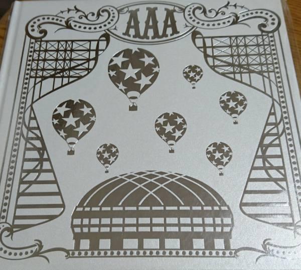 AAA FANTASTIC STORY ツアーパンフレット 2016
