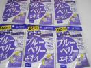 20☆新品・DHC ブルーベリーエキス 60日分×6袋