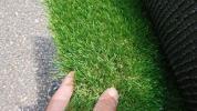 アウトレット品【EE】 リアル人工芝レジェンド芝丈30mm 約2m×約4.7m