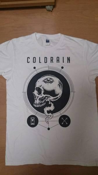 coldrain Tシャツ L  ライブグッズの画像