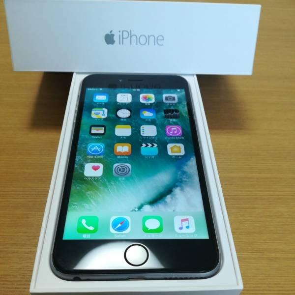 【美品】ドコモ iPhone6 Plus 128GB 格安SIM各社対応(98)