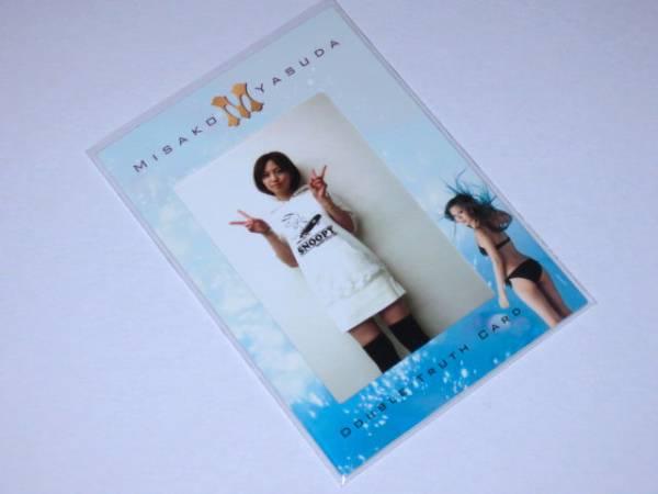 さくら堂 安田美沙子「M」1of1 生写真カード D No.491 グッズの画像