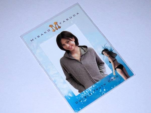 さくら堂 安田美沙子「M」1of1 生写真カード D No.563 グッズの画像