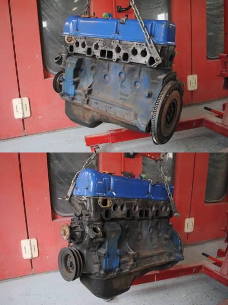 L28 エンジン ハコスカ ケンメリ 130Z S30Z ローレル