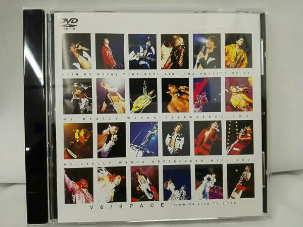 SPACE-from V6 Live Tour ′98- コンサートグッズの画像