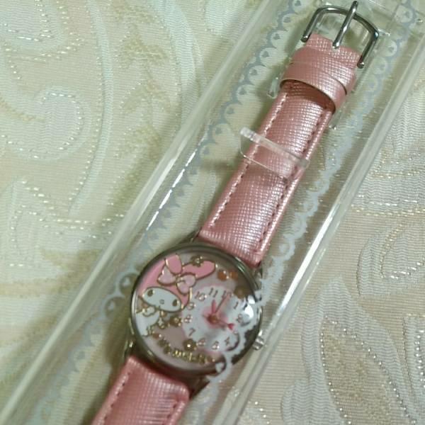 新品 マイメロディ腕時計 DXストーン グッズの画像