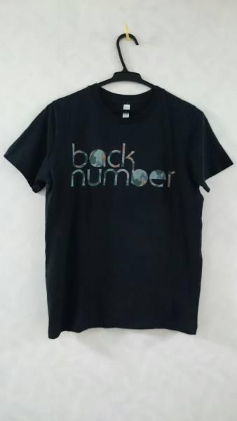 back number Tシャツ サイズS バックナンバー カモフラロゴ