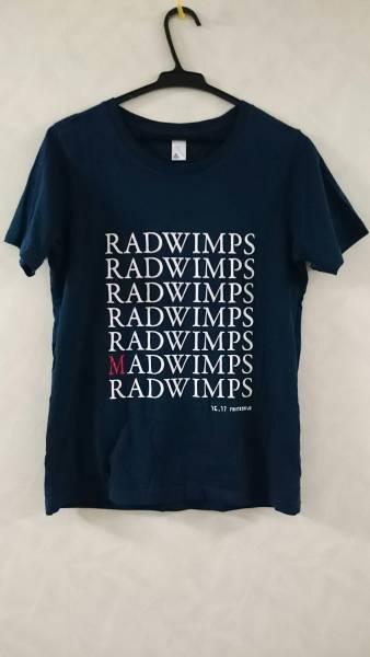 RADWIMPS MADWIMPS 16-17 YOIOTOSHIWO Tシャツ サイズM ラッドウィンプス ライブグッズの画像