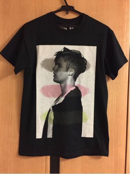 美品 JUSTIN BIEBER 2017 Tシャツ サイズS ハイチ製 ジャスティンビーバー