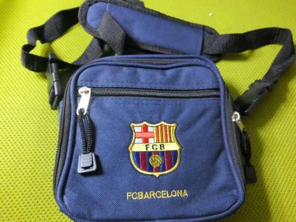 FCバルセロナ ミニショルダーバッグ グッズの画像