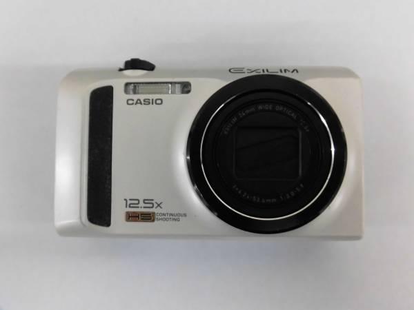 現状品 CASIO コンパクトデジタルカメラ・デジカメ EXILIM EX-ZR100 7/19L38