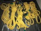 緊張器 付 き親綱 ロープ 8m 5本 キョーワ