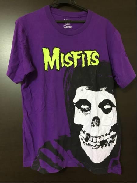 MISFITS 限定カラー Tシャツ*UT,ミスフィッツ,BALZAC,PUNK