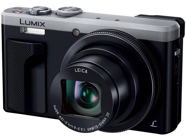 ☆新品☆Panasonic LUMIX DMC-TZ85-S 4K Leica 光学30倍ズーム ☆1年保証 ☆元箱一式 ☆1円スタート
