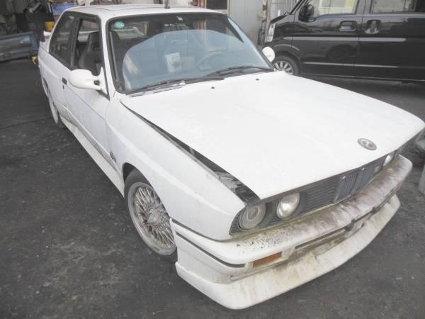 BMW E30 M3 部品取り車 不動車 引取りのみ!