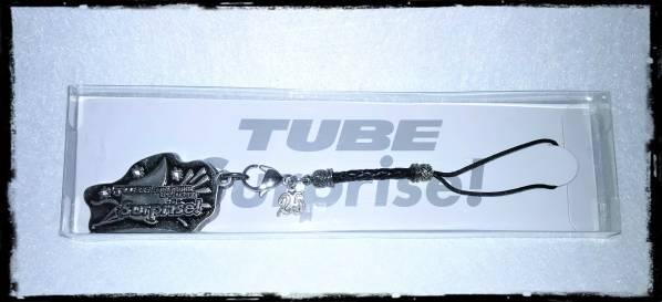 Ti9  TUBE 25th アニバーサリー ストラップ LIVETOUR 2010 スタジアム