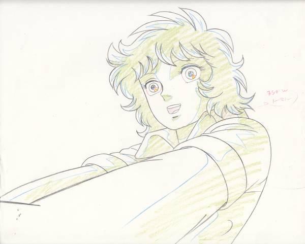 聖闘士星矢の動画2枚セット/星華 グッズの画像