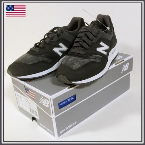 super popular c09bc d44d8 New balance 997 : New Balance M997DPA * MADE IN USA Charcoal ...