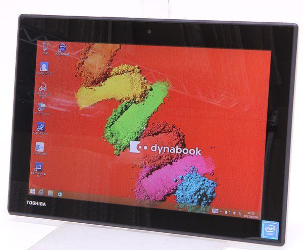 東芝 タブレット Win8.1Pro/10.1型 dynabook tab S60/S 16GBsd付 PS60SSGK2L7AD41)