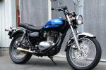 エストレヤRS タイヤ、バッテリー新品 点検整備済み  大阪堺市から