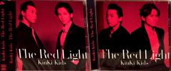 KinKi Kids The Red Light 初回盤A+B