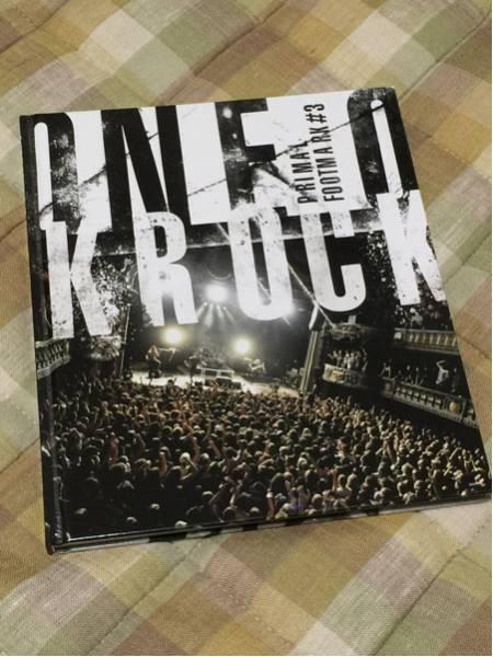 【ONE OK ROCK】PRIMAL FOOTMARK #3 写真集 ★ 限定 レア ワンオク フォトブック my first story linkin park crossfaith シャツ
