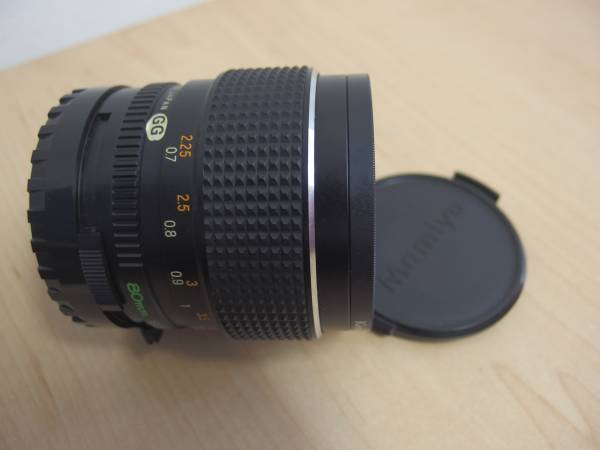 マミヤ/MAMIYA MAMIYA-SEKOR C 1:1.9 f=80mm 中判カメラ用?