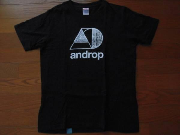 andorop アンドロップ M ライブTシャツ 夏フェス ロック バンド Tシャツ 黒 ブラック