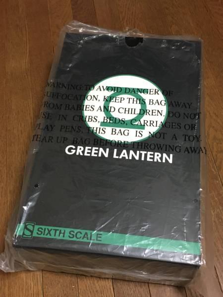 サイドショウ SIDESHOW 1/6 DCコミックス グリーンランタン 新品未開封 ホットトイズ グッズの画像