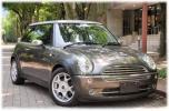 selling out! quotient . welcome!H18 year BMW Mini Cooper park lane leather seat! navi! * * * *