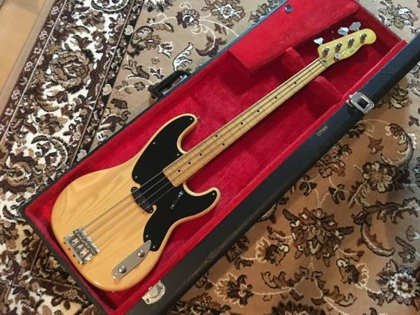 Squier by Fender OPB スクワイヤー バイ フェンダー オリジナル プレシジョン ベース 中古品です