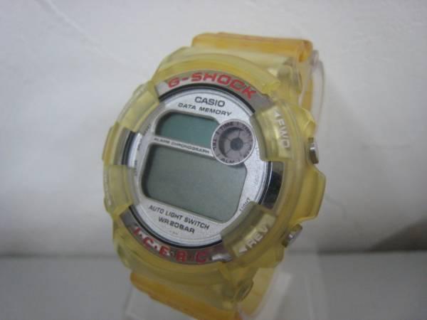 CASIO カシオ Gショック I.C.E.R.C. DW-9200K G-SHOCK ジャンク扱い